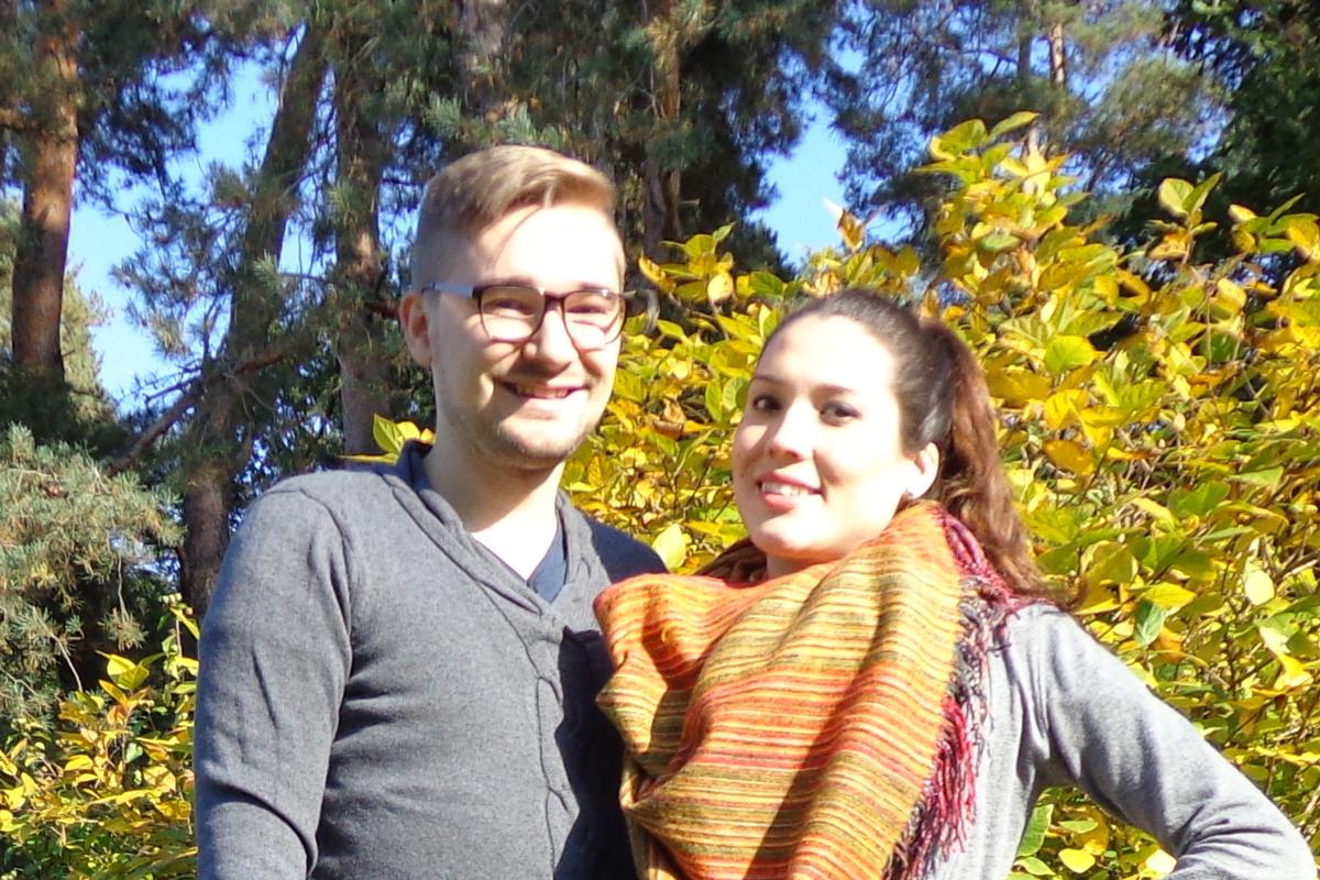 Micha & Daniela Schlittenhardt